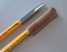 他の写真1: 36オリジナル 鉛筆革キャップ