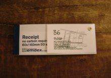 他の写真1: 複写英文領収書  Receipt