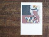 36オリジナル ポストカード 油絵