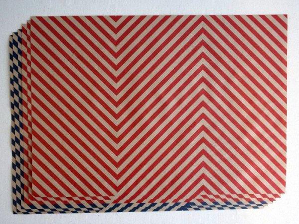 画像2: 36オリジナル 縞々包装紙