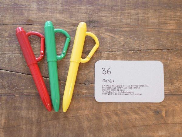画像2: カラビナボールペン