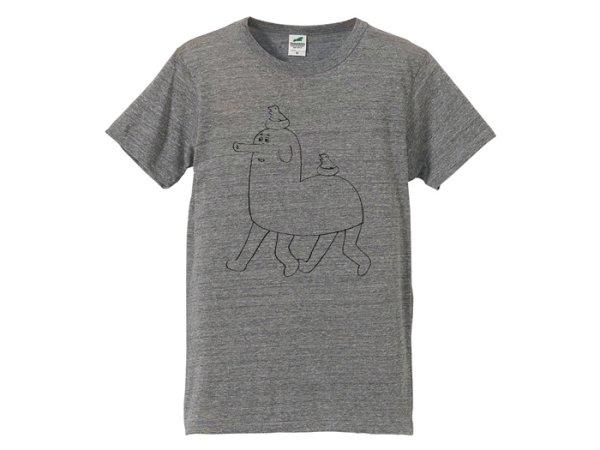 画像2: 吉ぞうさんTシャツ