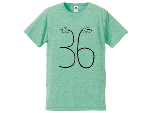 画像3: 36×makomo Tシャツ