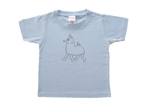 画像5: 吉ぞうさんロンパース・キッズTシャツ