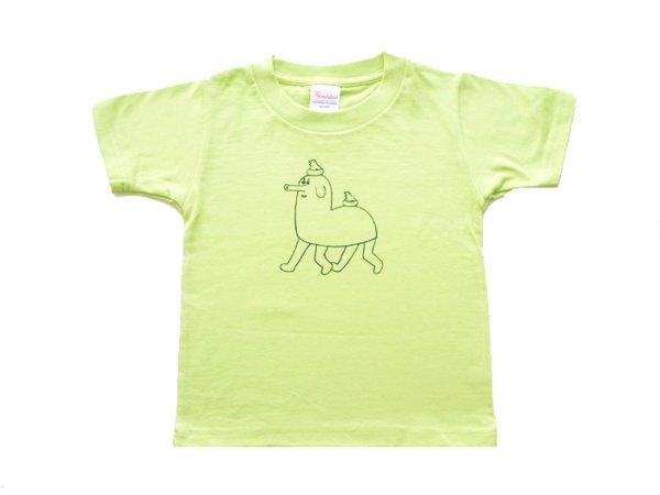 画像4: 吉ぞうさんロンパース・キッズTシャツ