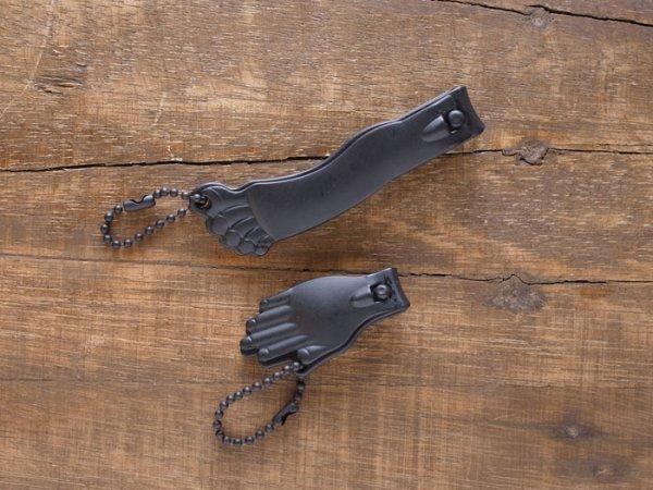画像1: 手と足の爪切り