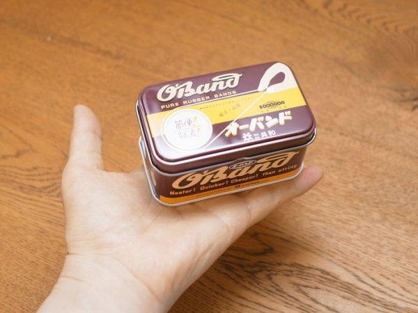 画像3: ブリキ缶入り ゴムバンド