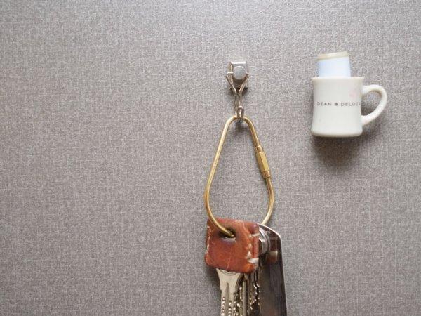 画像3: 強力マグネット付きミニフック