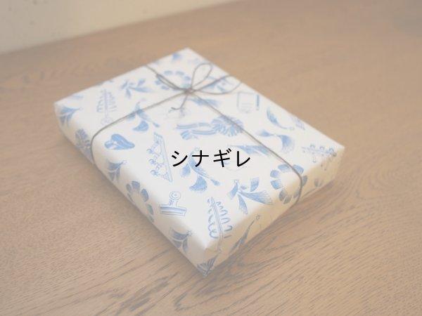 画像3: 36オリジナルA4包装紙パッド 羅久井ハナ