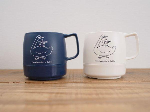 画像1: 山鳩舎×36  DINEX マグカップ