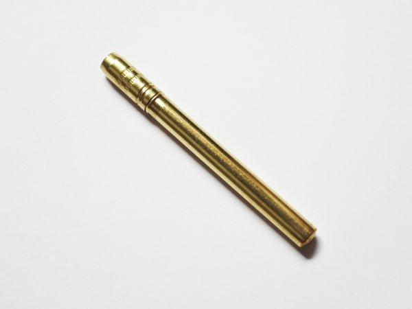 画像2: 真鍮 鉛筆補助軸