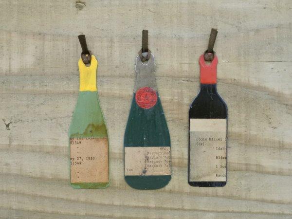 画像2: ワイン ブックマーク
