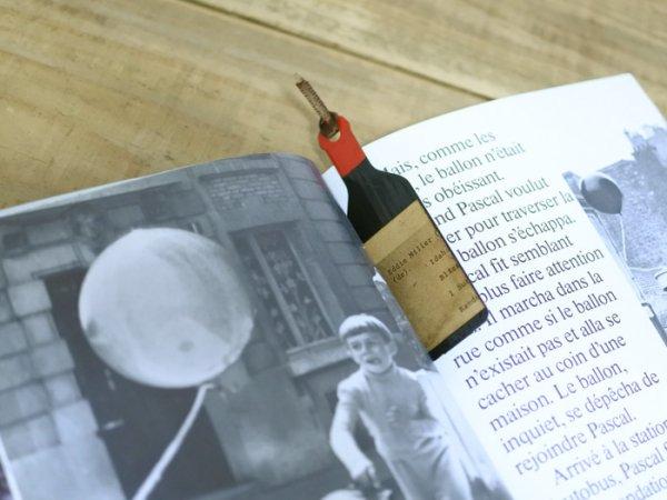 画像1: ワイン ブックマーク