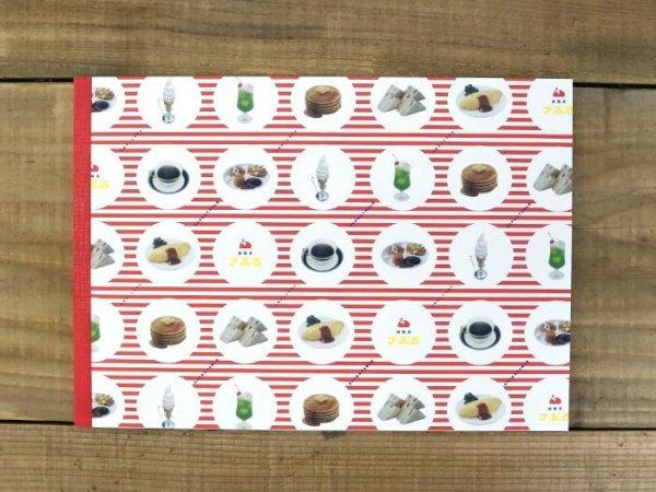 画像1: 36オリジナルA4包装紙パッド おみせやさん純喫茶