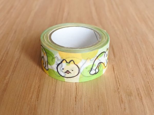画像3: makomo マスキングテープ  mike  ミケ