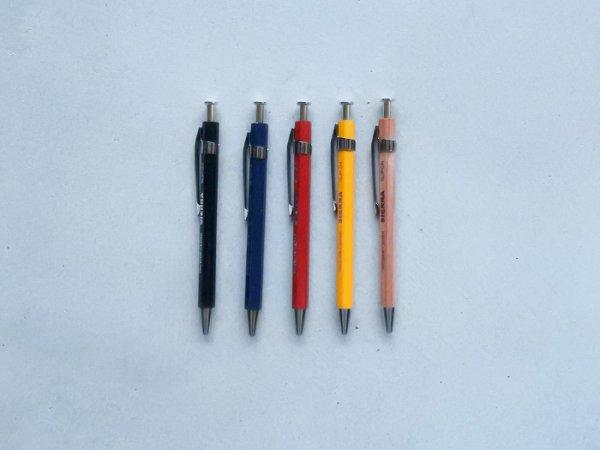 画像1: ニードルポイント 木軸ボールペンS