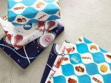 36オリジナル おみせやさんA3ロール包装紙 (パン屋・手芸屋・おしゃれの店)