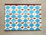 36オリジナルA4包装紙パッド おみせやさん パン屋