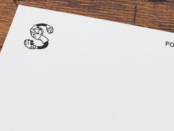 画像4: 36オリジナル 人アルファベット ポストカード