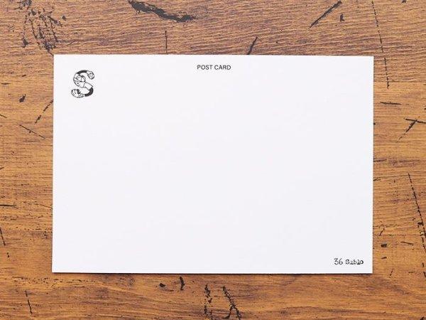 画像3: 36オリジナル 人アルファベット ポストカード