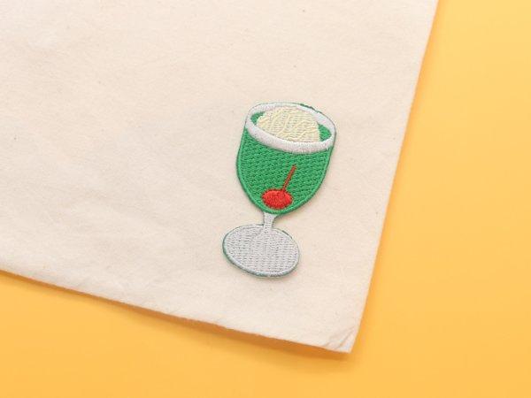画像5: 刺繍 ユニーク ワッペン C