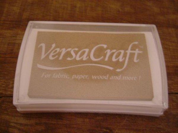 画像1: 紙・布・木に押せるスタンプ台 バーサクラフト サンド