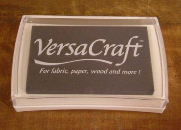 画像1: 紙・布・木に押せるスタンプ台 バーサクラフト ミッドナイト