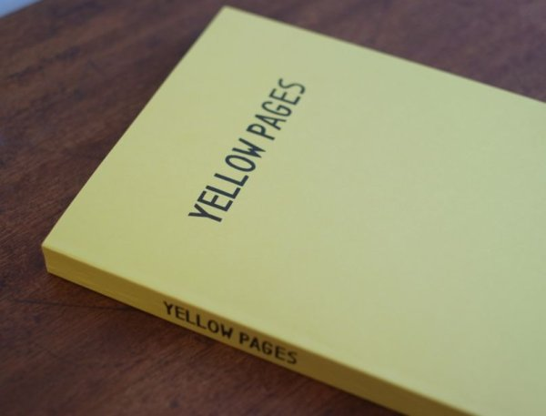 画像1: Noritake  YELLOW PAGES